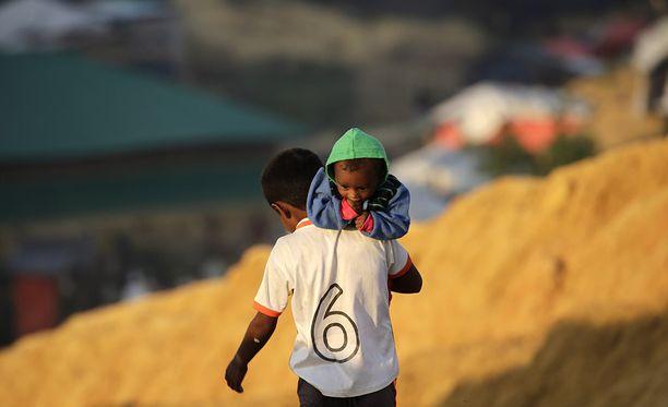 Erityisesti lapset ovat kärsineet rohingya-kriisistä, sillä heille kokemus on saattanut olla hyvin traumaattinen.