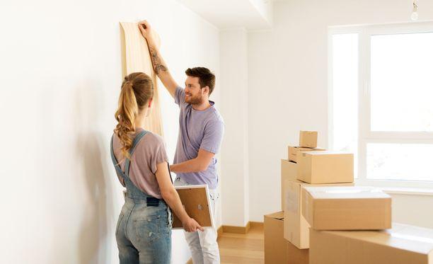 Itse rakennetun kodin voi suunnitella alusta loppuun juuri sellaiseksi kuin haluaa.