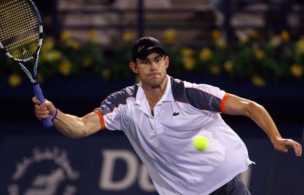 Andy Roddickia ei olympialaiset kiinnosta.