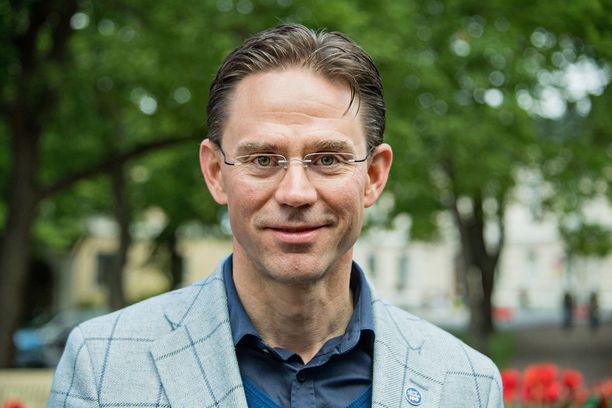 EU-komission varapuheenjohtaja Jyrki Katainen uskoo, että Suomen talouden hyvä kasvuvauhti jatkuu.