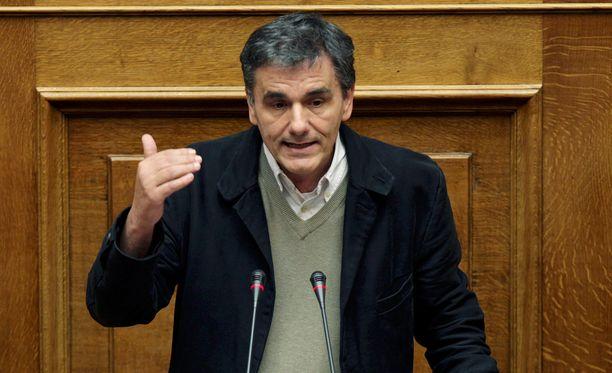 Eukleides Tsakalotos on edustanut Kreikkaa lainaneuvotteluissa aiemminkin.