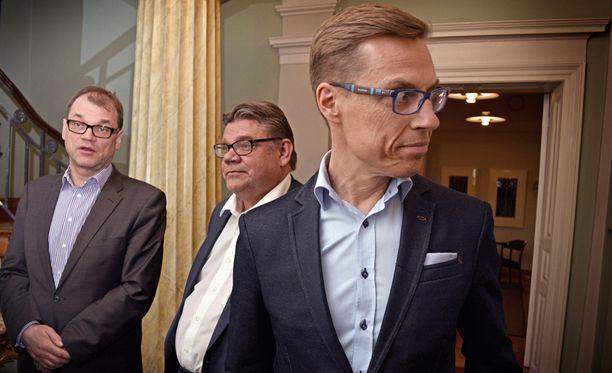 Mikäli Stubb nimitettäisiin ulkoministeriksi, se olisi nöyryytys Niinistölle.