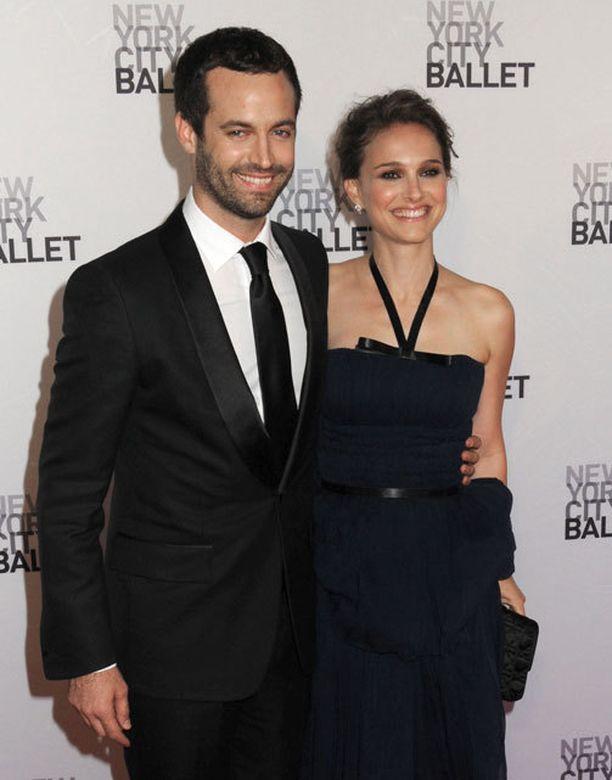 Natalie ja Benjamin ovat ehtineet olla yhdessä pari vuotta.