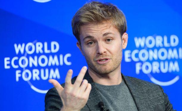 Nico Rosberg aikoo keskittyä uransa jälkeen perhe-elämään.
