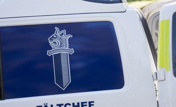 Poliisi tutkii varkautta Uomarinteen koululla.