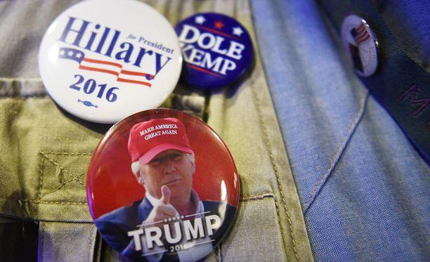 Kyselyt ennustivat melko hyvin Hillary Clintonin kokonaisäänimäärän, mutta heikommin Donald Trumpin äänisaaliin.