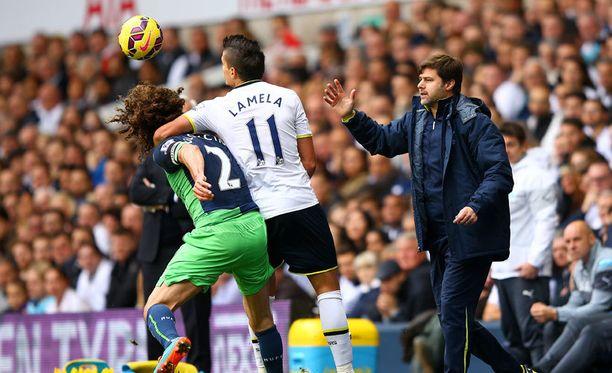 Erik Lamela ja muut Tottenham-pelaajat ovat olleet yllättävän ilkeitä tänä syksynä.