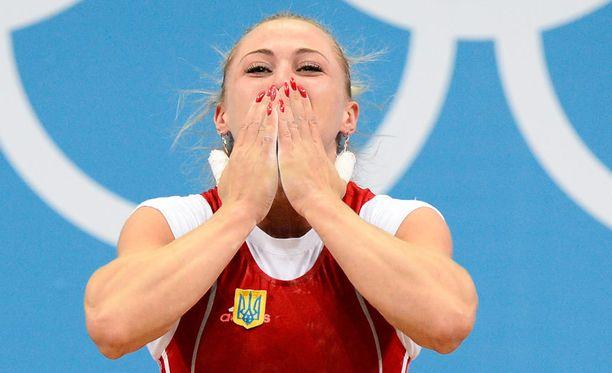 Julia Kalina menetti olympiamitalinsa.