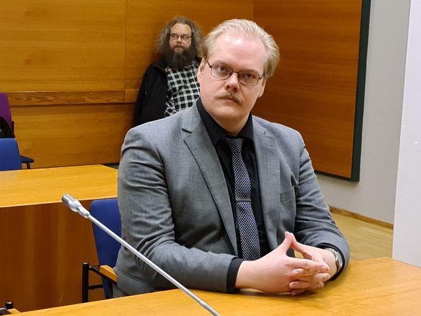 Toni Jalonen tuomittiin sakkoihin kiihottamisesta kansanryhmää vastaan.