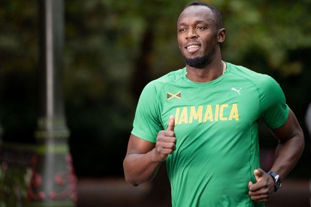 Usain Boltista tuli pienen tyttölapsen isä.