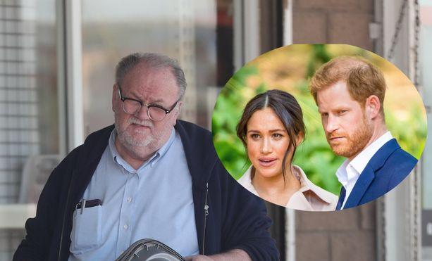 Thomas Markle ei ole edelleenkään väleissä tyttärensä Meghanin ja tämän aviomiehen prinssi Harryn kanssa.