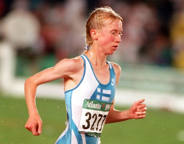 Kymppitonnin SE syntyi Atlantan vuoden 1996 olympiakisojen alkuerässä.