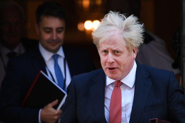 Britannian pääministeri Boris Johnson oli keväällä sairaalassa koronatartunnan seurauksena.