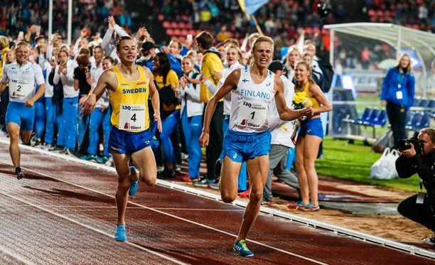 Suomen miehet ottivat dramaattisen maaotteluvoiton ensi kertaa sitten vuoden 2011.