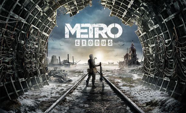 Metro Exodus ilmestyy 22. helmikuuta Xbox Onelle, Playstation 4:lle ja tietokoneelle.