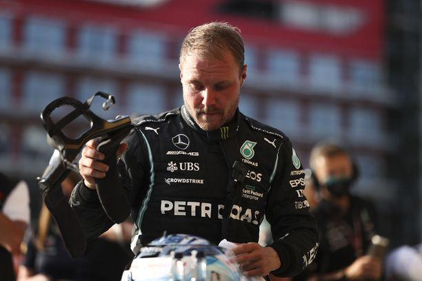 Valtteri Bottas ei ole pystynyt lyömään Lewis Hamiltonia yhteisten Mercedes-vuosien aikana kuin satunnaisesti.