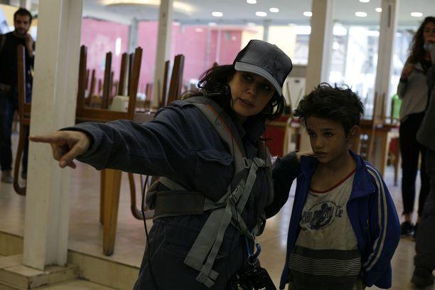 Nadine Labaki löysi Zainin Beirutin kaduilta.