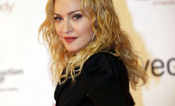 Madonnan sanankäyttö on aiheuttanut tänä vuonna jo parikin kohua.