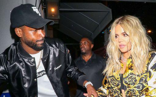 Khloé Kardashian yllätti – harvinainen perhekuva julki