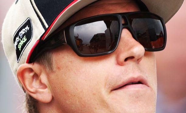 Kimi Räikkösen mukaan Lotus-talli on mennyt kehityksessä oikeaan suuntaan.