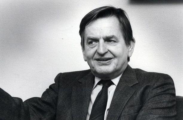 Ruotsin pääministeri Olof Palme murhattiin ampumalla vuonna 1986. Tapaus on ollut siitä asti mysteeri.