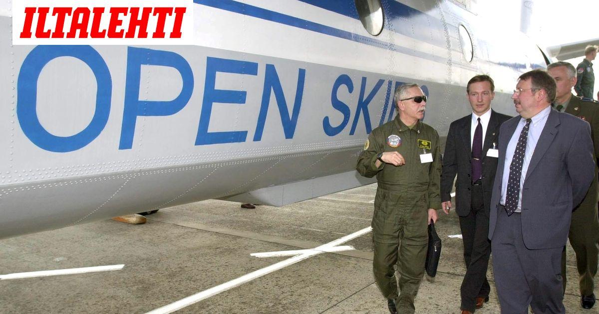 Venäjä lentää tarkkailulennon Suomessa