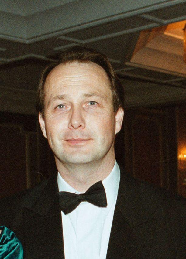 Ilkka J. Kari vuonna 2000.