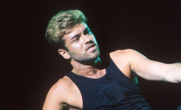 George Michael muistetaan Wham!-yhtyeestä.
