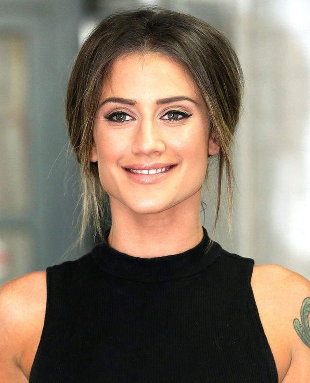 Katie Waissel on nähty tänä vuonna myös brittien aamu-tv-lähetyksessä.