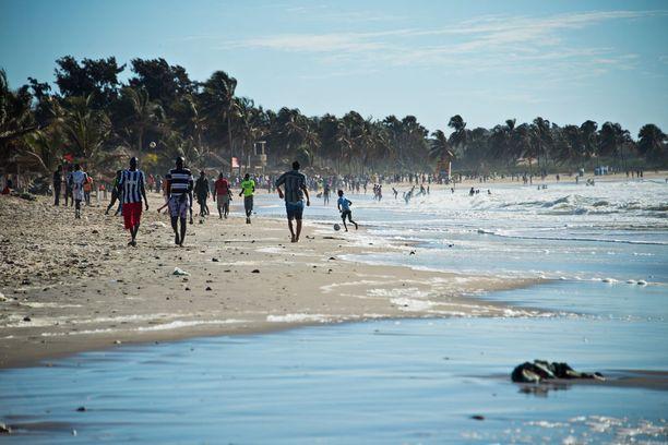 Gambia Seksiturismi