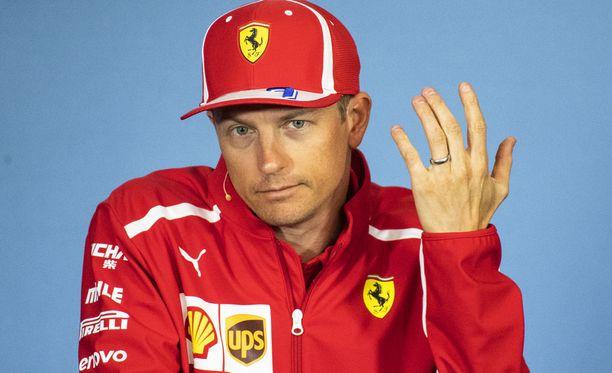 Kimi Räikkönen saattaa suunnata takaisin rallipoluille F1-uran jälkeen.