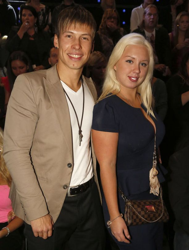 Antti ja Henna toivovat Hymyn mukaan perheenlisäystä.