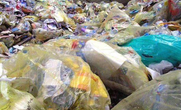 Jätteistä on tulossa paha ongelma Moskovan suurkaupungissa.