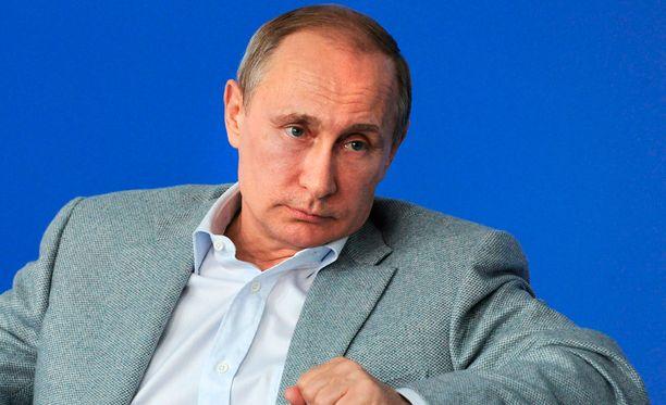 Venäjä on erityistuomioistuimen perustamista vastaan, kertoo Vladimir Putin.