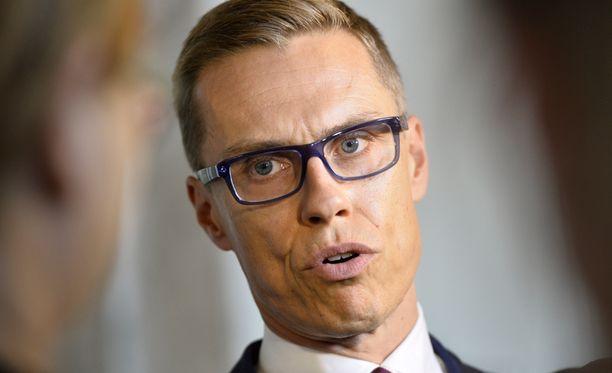 - Oppositiosta on helppo toimia, Stubb totesi Iltalehdelle.