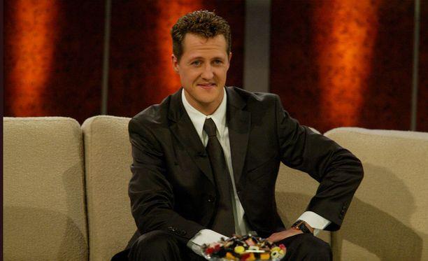 Michael Schumacheria ei ole nähty julkisuudessa sitten lasketteluonnettomuuden.
