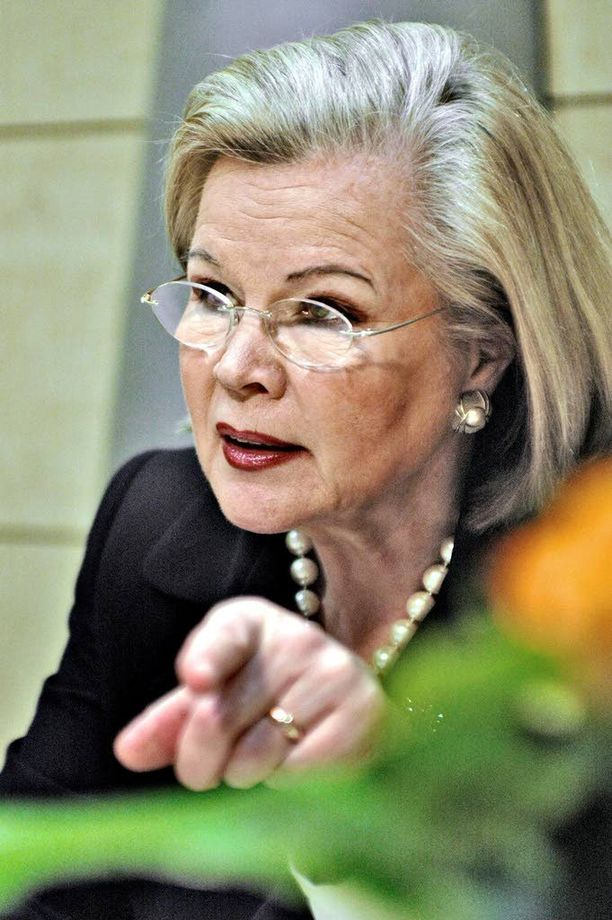 Leena Luhtanen.