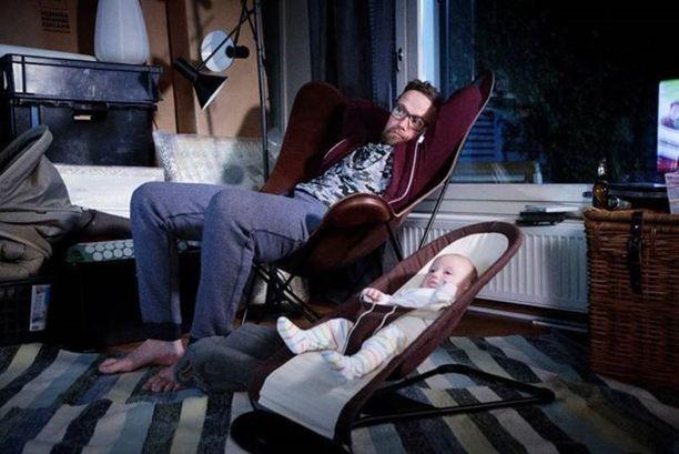 Yösyöttö-elokuvassa pääosaa näyttelee Petteri Summanen.