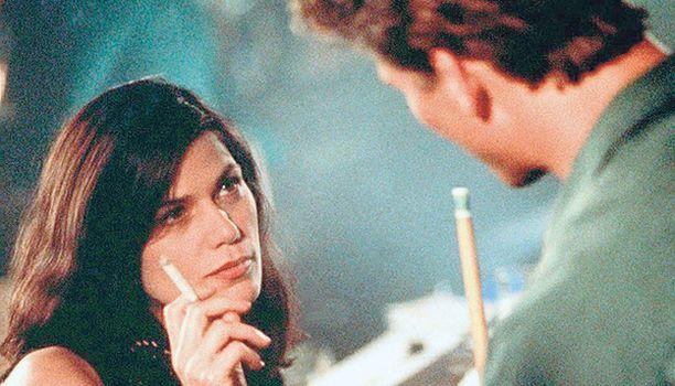 Linda Florentino on eroottisella tuulella.