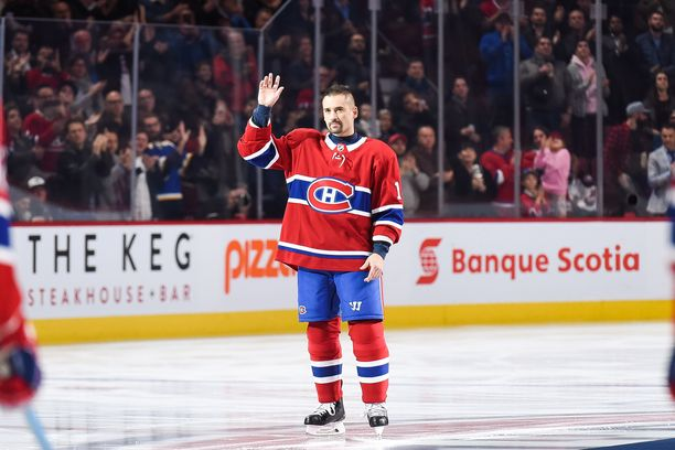 Tomas Plekanecin NHL-pelit on pelattu.
