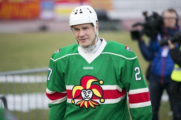 Juha Lind tunnetaan Jokereiden miehenä.