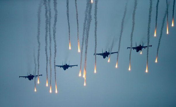 Zapad oli osa Venäjän vuotuisia sotaharjoituksia, joista läntinen harjoitus järjestetään neljän vuoden välein.