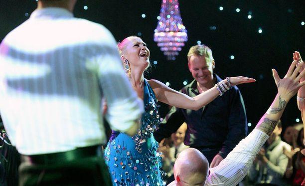 Loistokas tanssikisa näyttää kulisseissa toisen totuuden.