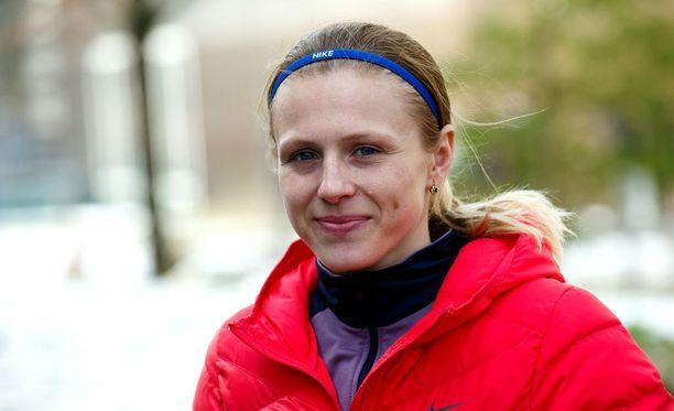 Julia Stepanova on tervetullut Rion olympiakylään.