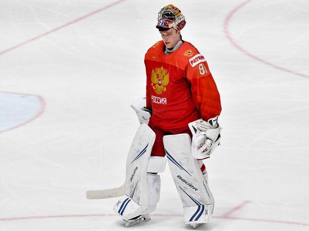 Andrei Vasilevski on pelannut vahvan turnauksen Venäjän maalilla.