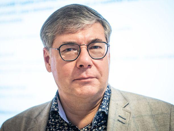 Husin infektioylilääkäri Asko Järvinen.