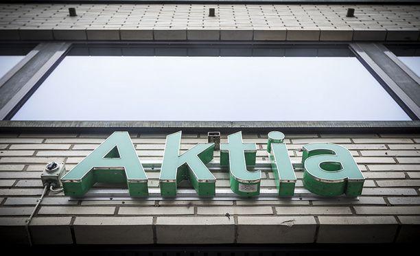 Tekninen ongelma Aktian verkkopalveluissa alkoi tiistaiyönä.