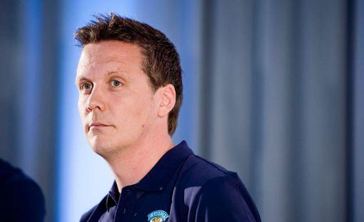 Leijonien päävalmentaja Lauri Marjamäki ihasteli Jokerien Eeli Tolvasen otteita Hartwall-areenassa.