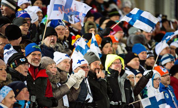 Suomalaiset ovat tottuneet urheilutapahtumien tiukkaan olutpolitiikkaan, saksalaiset eivät.