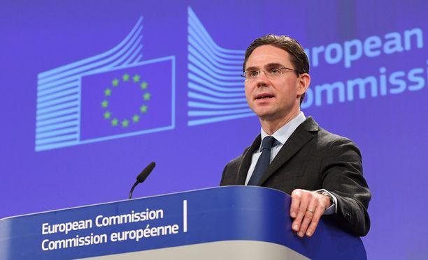 Yleisesti ottaen Jyrki Katainen katsoo, että Macronilla on myönteinen vaikutus Euroopan taloudelle.